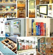 ideas to organize kitchen cabinets kitchen closet ideas petrun co