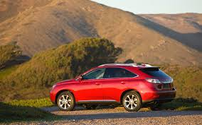 2015 red lexus suv restyled 2013 lexus rx leaked online in brochure