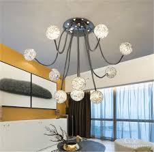 Diy Ceiling Light by Online Get Cheap Spider Lamp Glass Aliexpress Com Alibaba Group
