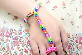 make rubber bracelet images 8 easy must do rubber band crafts for kids jpg