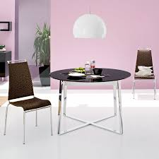 Small Glass Dining Table And 4 Chairs Interior Planet Small Transparent Tempered Glass Dining Table