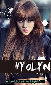hyorin put on long hair 271 best hyorin images on pinterest sistar sistar kpop and k pop