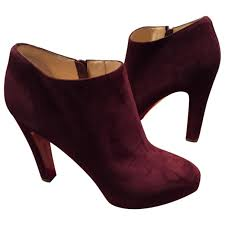 Burgundy France Map by Louboutin Ankle Boots Burgundy France Map Departments Straight