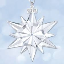 2017 swarovski annual ornament sterling collectables