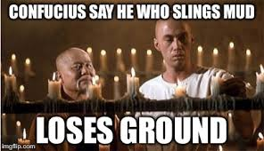 Confucius Say Meme - caine and master po memes imgflip