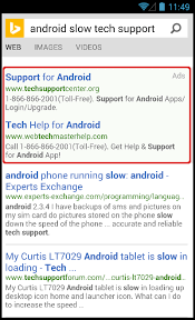 android tech support tech support scammers target smartphone and tablet users