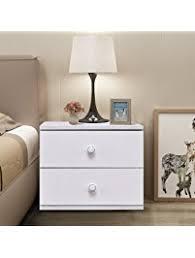 bedroom end tables nightstands amazon com
