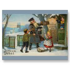 joyeux noel christmas cards joyeux noel vintage christmas card postcards by primevintage