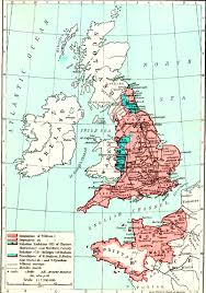 Map Of England And Scotland by Medieval Britain General Maps