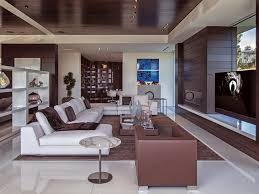 living room in mansion world of architecture perfect modern mansion in beverly hills