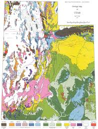 Pennsylvania Gold Prospecting Maps by Utah Geologic Relief Map 1200x1575 Utah And Geology