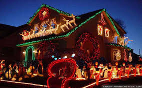 exterior christmas decorations ne wall