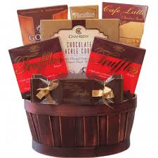 Wine And Chocolate Gift Basket Canada Chocolate Gift Baskets Delivery The Sweet Basket