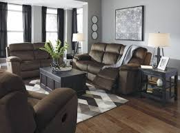 uhland chocolate power reclining sofa from ashley coleman furniture