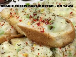 Bread Recipes Without Bread Machine Cheesy Garlic Bread Without Oven Youtube