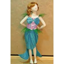 mermaid tails for halloween little mermaid ariel halloween costume toddler girls for sale
