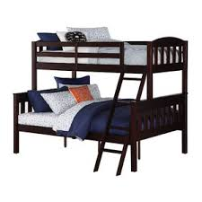 espresso bunk u0026 loft beds you u0027ll love wayfair