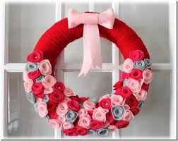valentines day wreaths s day wreaths on etsy
