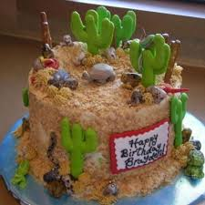 desert cake decorating photos