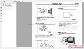 mitsubishi grandis 2004 2010 workshop manual auto repair manual