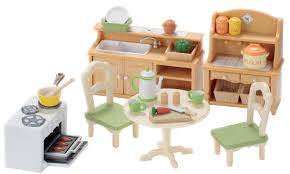 Sylvanian Families Catalogue Girls Toy Collection - Sylvanian families luxury living room set