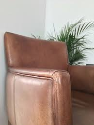 Heals Armchair New Heals U0027 Leather Armchair Brown Cuba Lounge Living Room Chair