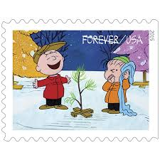 peanuts a brown christmas brown christmas forever sts usps