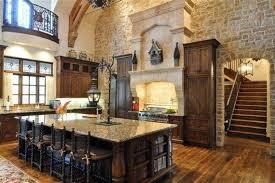 tuscan kitchen island kitchen kitchen tuscan style stones with large island lighting