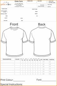 Debt Spreadsheet Form Template Excel Shirt Order Form Template Excel Debt