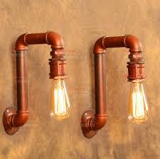 decoration vintage americaine vintage lampe murale de style américain industriel lampes edison