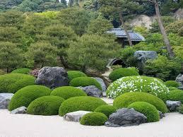 serenity of the japanese rock garden
