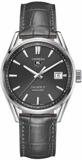 tag heuer carrera war211c fc6336 tag heuer carrera calibre 5 mens watch