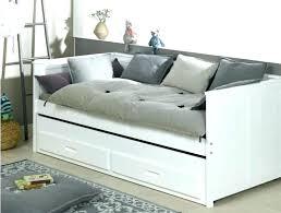 Canapã Lit Bois Canape Futon Convertible Ikea Lit Banquette Bz Canapac T One Co