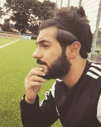 headband men where to buy this football headband for slicked back hair