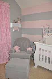Pink And Grey Nursery Decor Pink And Grey Nursery Ideas Palmyralibrary Org