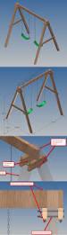 best 25 swing set plans ideas on pinterest baby swing set