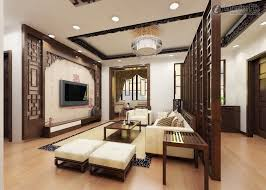 Living RoomTraditional Modern Chinese Interior Living Room - Modern chinese interior design