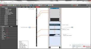 Patch Panel Wiring Diagram Cable Management Software Dcim Network Documentation U0026 Osp Software