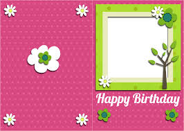 doc 650746 printable personalized birthday cards u2013 free birthday