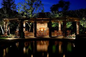 Landscape Lighting Plan Creating An Outdoor Lighting Plan Home Gardenhome Garden