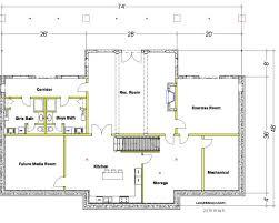 basement floor plan ideas astonishing design house plans with basements basement floor plan