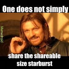Starburst Meme - i love the red and pink starburst meme by icedragon562 memedroid