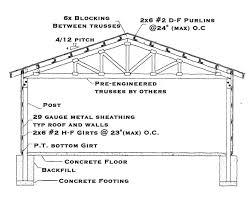 How To Build Pole Barn Construction by Pole Barn Construction Plans Free Webshoz Com