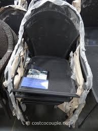 Sunvilla Bistro Chair Pacific Casual Micro Mesh Bistro Chair
