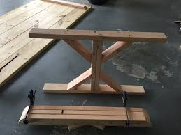 Rustic Pine Dining Tables New Project Large Dining Table Wood Is Amazing