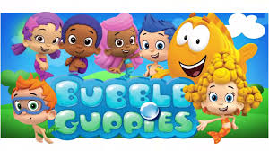 boboiboy bubble guppies 3d finger family collection cartoon