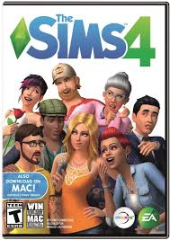 amazon com the sims 4 online game code video games