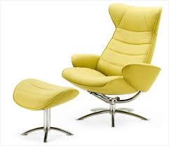 Yellow Recliner Chair Modern Recliner Chairs Lovely Retro Modern Recliners From
