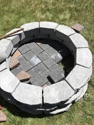 diy outdoor fire pit ideas design seg2011 com