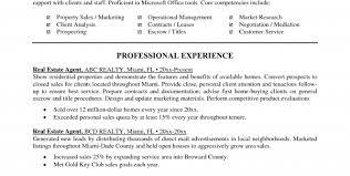real estate broker resume objective 2 sample real estate agent